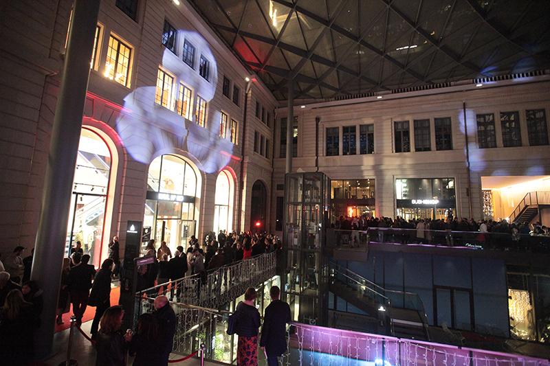 Lyon. Inauguration Kayl N'Ko à l'Hôtel-Dieu