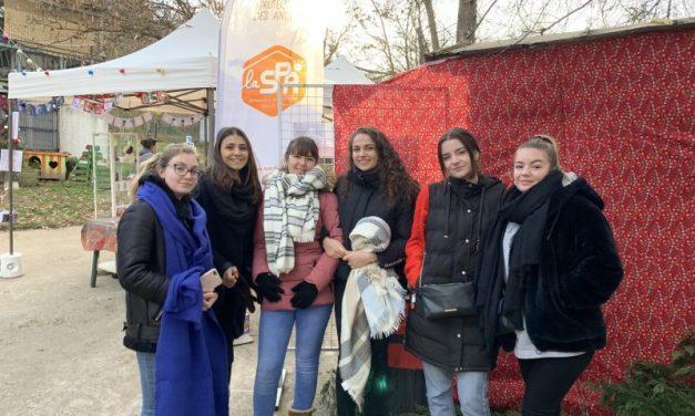 L'Eklya School of Business offre un Noël aux animaux