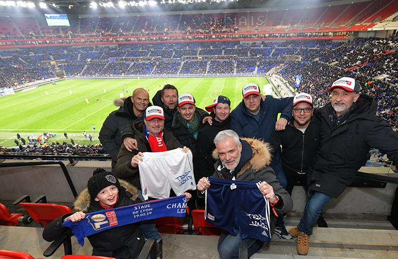 Coupe de la Ligue OL – Lille. « On est en finale, on est en finale, on est,… ! »