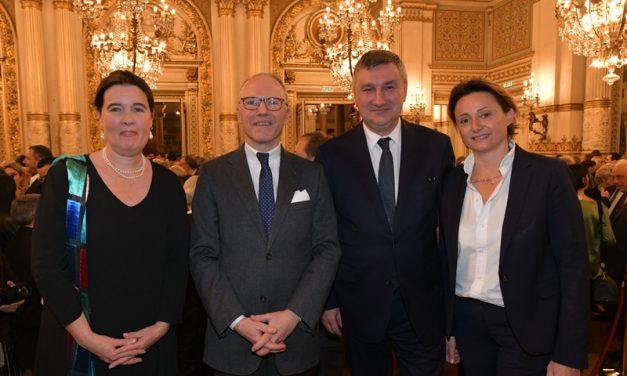 Vœux 2020 du Département du Rhône & de la Préfecture