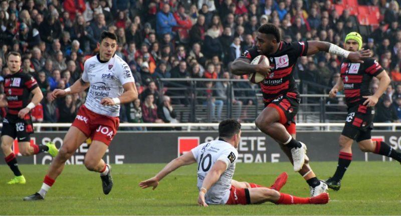 LOU Rugby – Toulon. Lyon récupère son fauteuil de leader