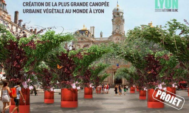Municipales Lyon 2020. Le Vert est dans le fruit !