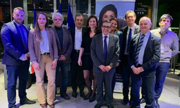 Municipales Lyon 2020. Agnès Marion et l'union des droites
