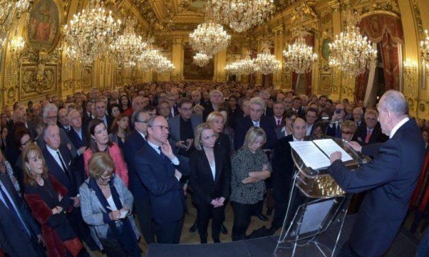 Cérémonies des vœux 2020 à Lyon. Programme chargé pour les VIP