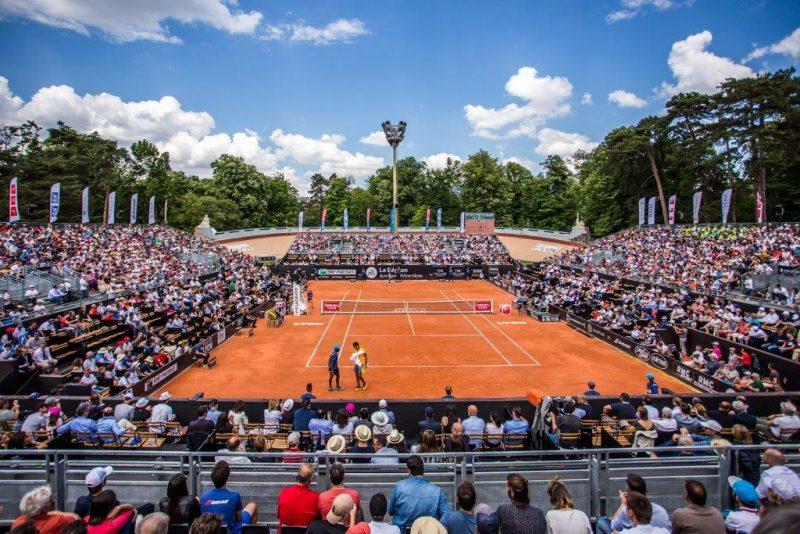 Tennis Open Parc 2020. Les premiers bruits de raquette