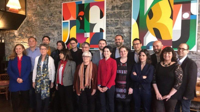 Municipales Lyon 2020. Les troupes de Nathalie Perrin-Gibert en ordre de bataille