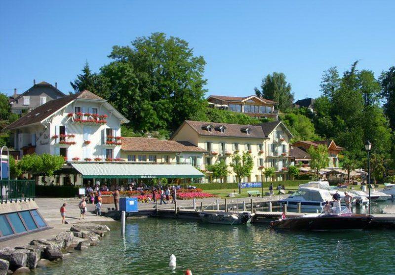 Avec le Jules Vernes, Lavorel Hôtels élargit son emprise sur les lacs alpins