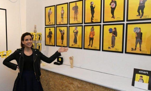 Omart en pince pour les jeunes artistes lyonnais