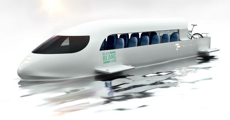 Municipales Lyon 2020. Etienne Blanc embarque sur le Flybus
