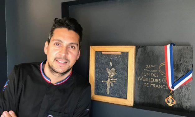 Alexandre Lavandeira. Le bijou MOF de Charbonnières-les-bains