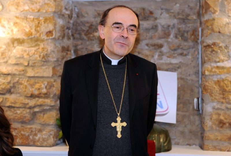 L'adieu aux Lyonnais du Cardinal Philippe Barbarin