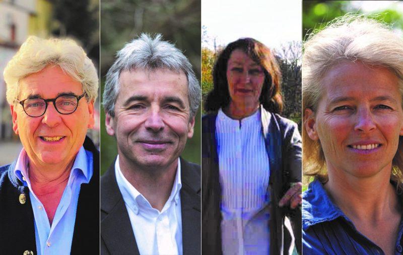 Résultats Municipales Saint-Cyr-au-Mont-d'Or 2020. Ballotage entre droites
