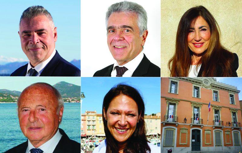 Municipales 2020 Saint-Tropez. Tuveri ne lâchera rien