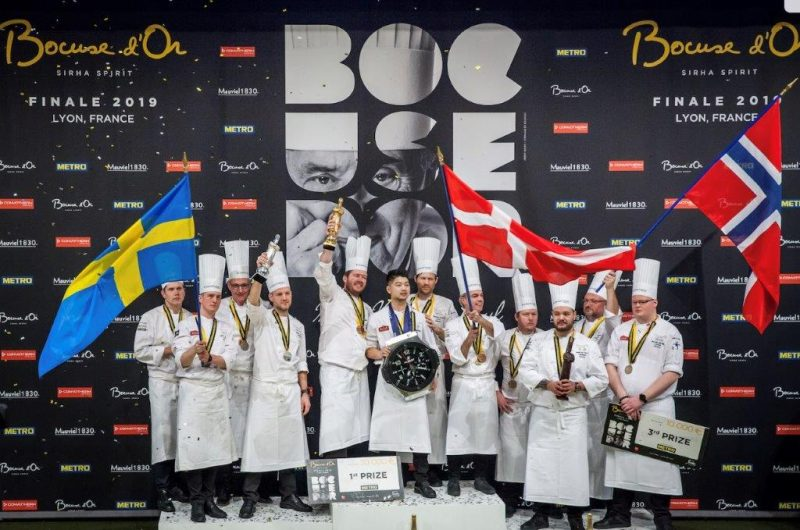 Coronavirus. Report du Bocuse d'Or US et Europe