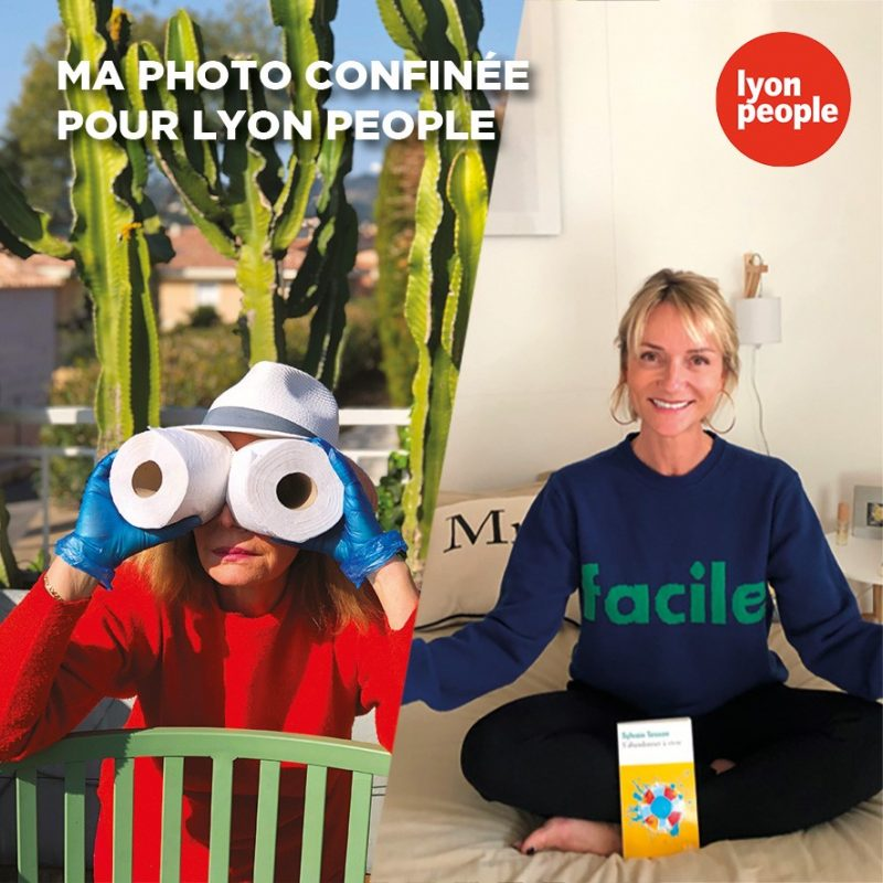 L'album des Lyonnais confinés dans Lyon People. Envoyez-nous vos photos !