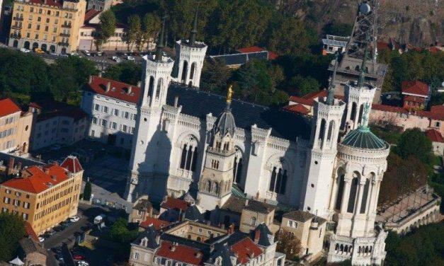 Coronavirus. Lyon sous la protection de Notre Dame de Fourvière