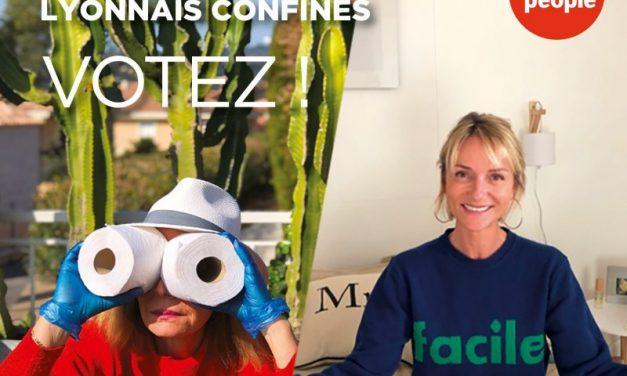 L'album des Lyonnais confinés. Votez pour votre photo préférée