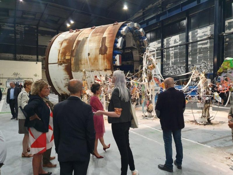 Coronavirus. La biennale d'art contemporain de Lyon 2021 reportée