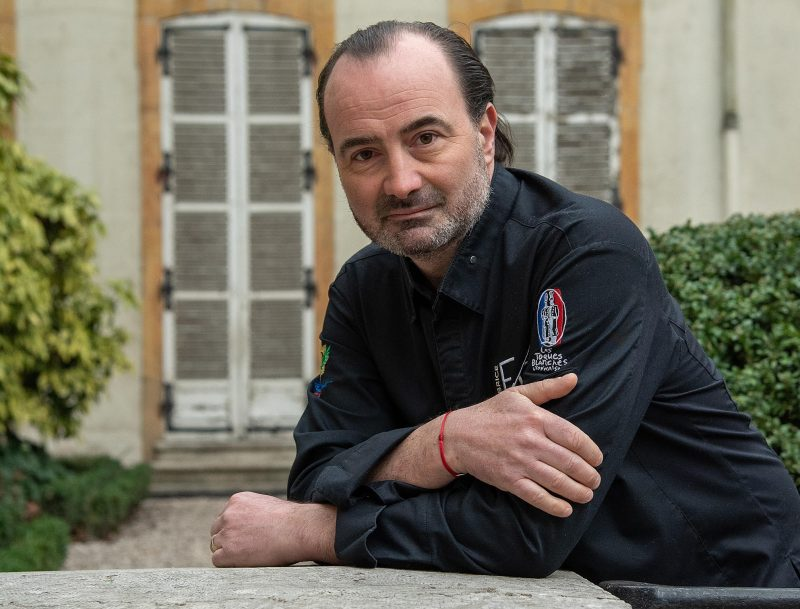 Lyon coronavirus. Le chef Fabrice Bonnot se laisse emporter
