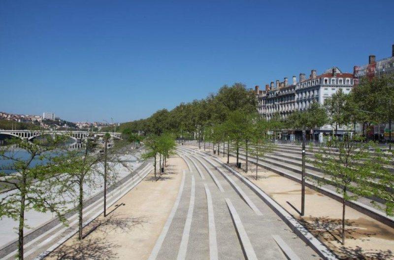 Déconfinement Lyon. Réouverture progressive des parcs, squares, jardins et marchés