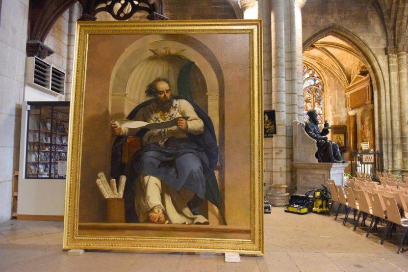 Patrimoine de Lyon. Saint-Irénée réintègre l'église Saint-Nizier