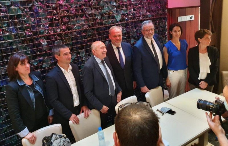 Municipales Lyon 2020. L'union Buffet-Collomb saluée par les décideurs économiques