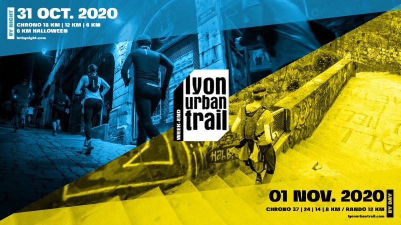 Un « festival » Lyon Urban Trail inédit le week-end du 1er novembre 2020
