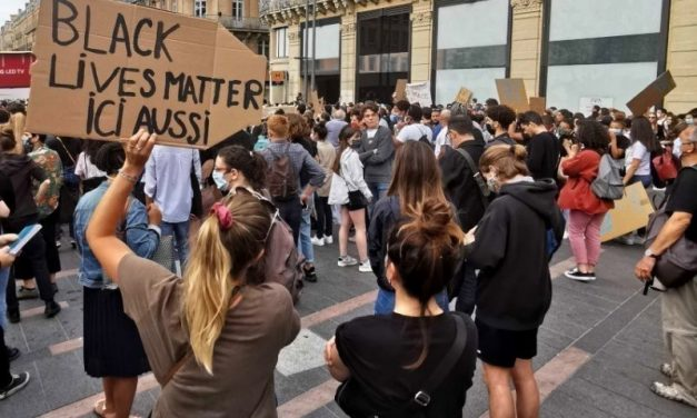 Manifestations contre le racisme : le choc des photos