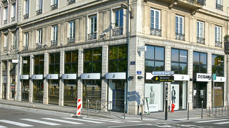 Les 40 ans des salons de coiffure Jacques Dessange à Lyon