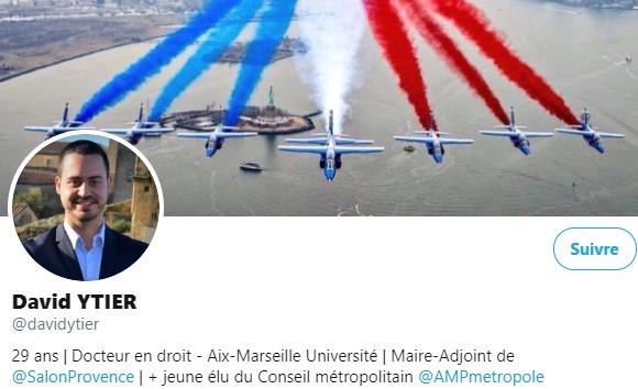 Polémique sur l'interdiction de la patrouille de France. L'adjoint au maire de Salon de Provence tacle le maire de Lyon