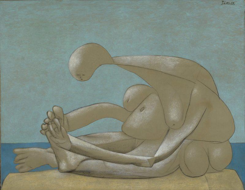 Musée des Beaux-Arts. Plongez au cœur de l'exposition Picasso, Baigneuses et Baigneurs