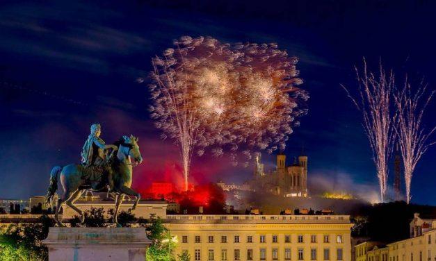 14 juillet à Lyon. La lourde facture de l'annulation du feu d'artifice