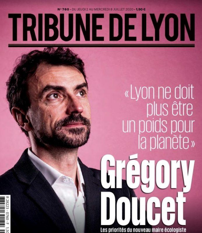 # Série Lyon écolo. Lyon est «un poids pour la planète» selon le petit Grégory (Doucet)