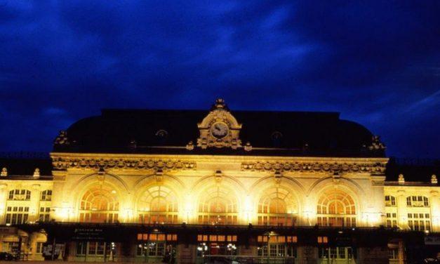 Gare des Brotteaux. Un restaurant festif à la place de l'hôtel des ventes ?