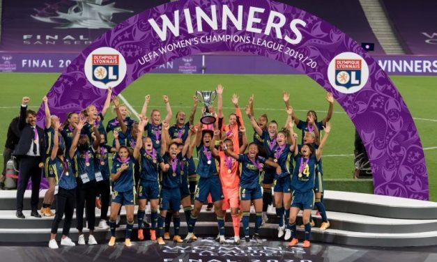 Ligue des Champions Féminine. L'OL au sommet de l'Europe