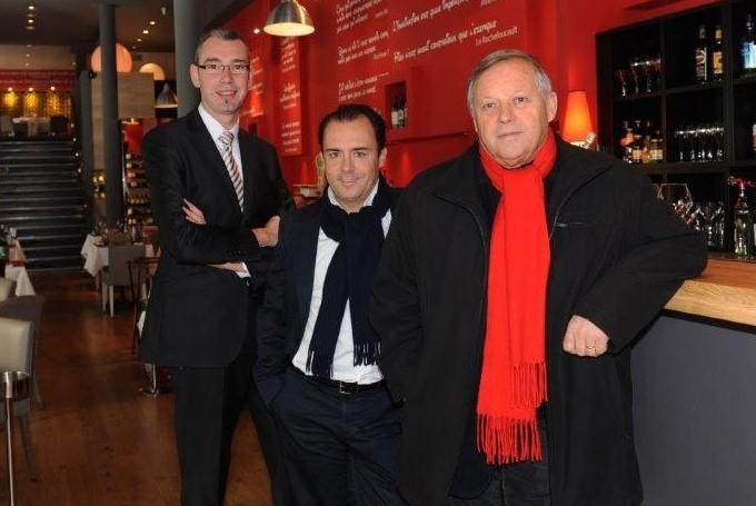 Le Splendid et Le Centre en vente. Le chef Georges Blanc quitte Lyon