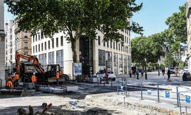 Faute de projets et de commandes, le BTP Rhône en plein blues