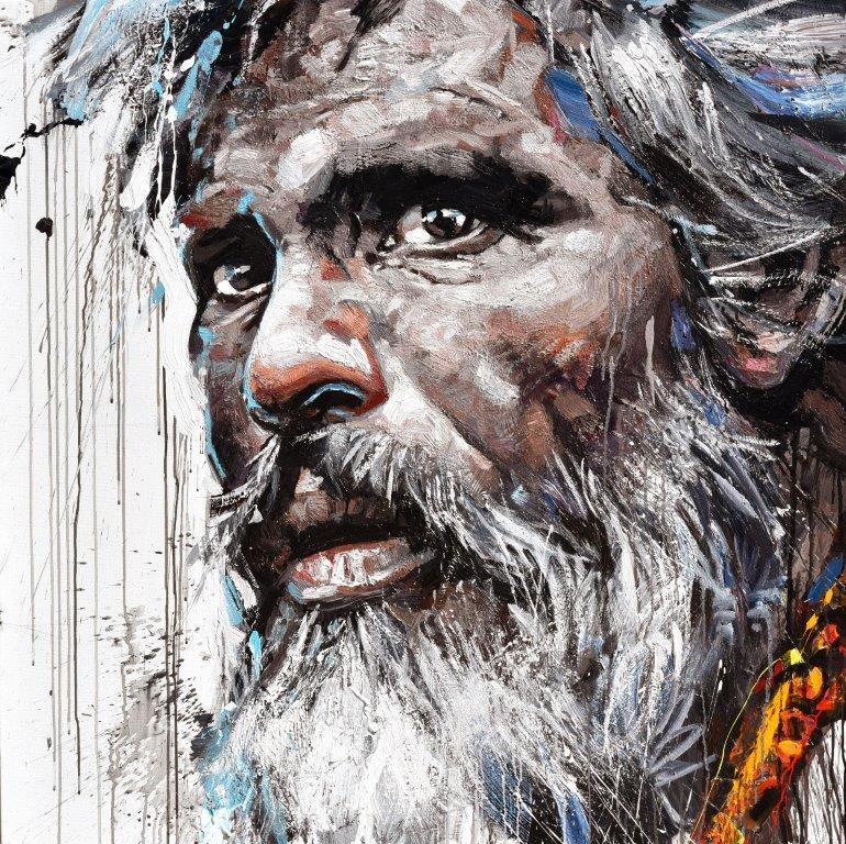 Exposition Emmanuel Michel. Le Sri Lanka s'invite à Lyon