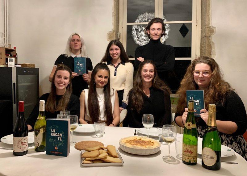 Du bon vin à Lyon ? Un nouveau guide complètement décanté !