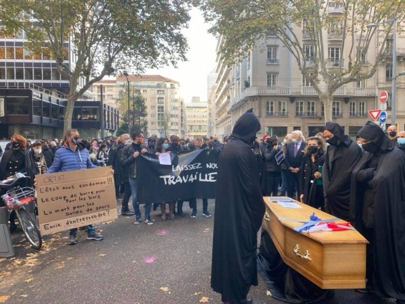 Reconfinement injuste. Nouvel appel des indépendants à manifester à Lyon