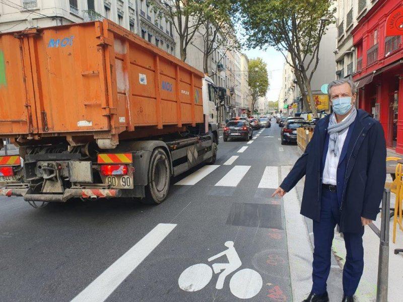 Cours Vitton. Nouvel exemple d'écologie punitive à Lyon