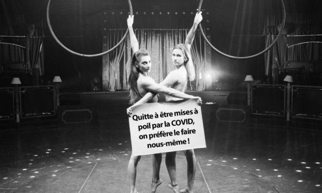 Coronavirus à Lyon. Le Cirque Imagine se met à nu avant un retour à la normale en… septembre 2021 !