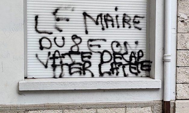 Tags de décapitation à Lyon. Adam Kheloufi et Aymen Benzakhroufa condamnés