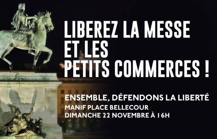 Lyon. Les catholiques vont manifester une seconde fois pour la messe