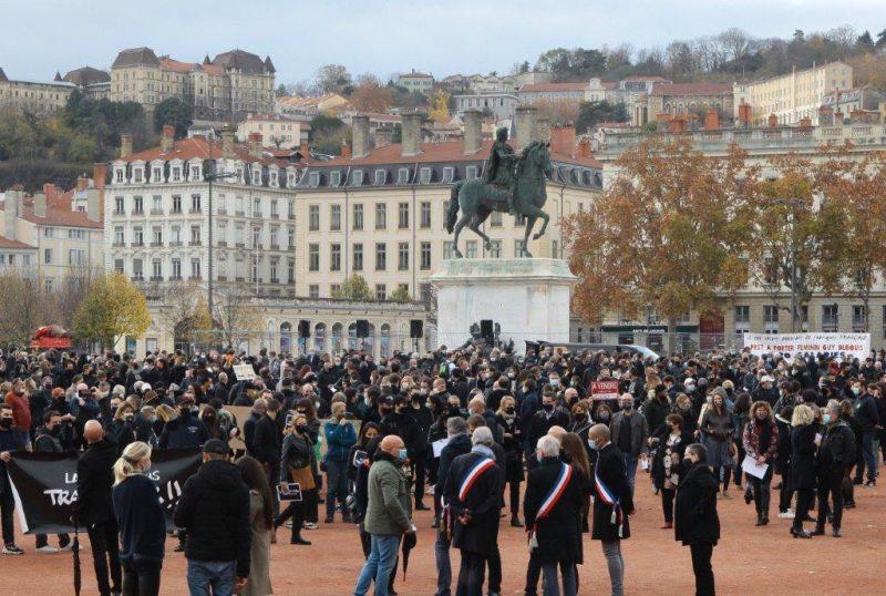 Reconfinement. 4ème appel des commerçants et indépendants à manifester à Lyon