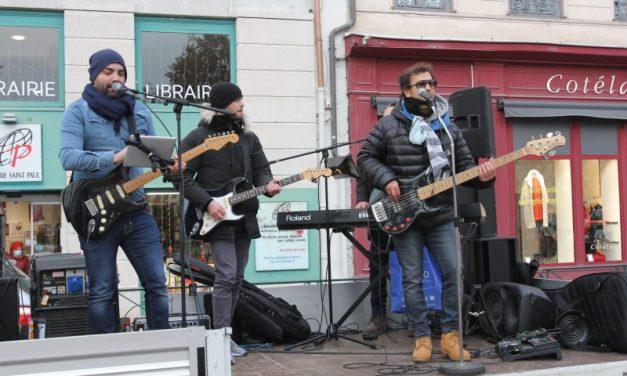 Lyon. Retour en images sur la 5ème manifestation des commerçants