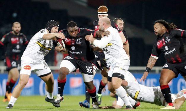 Top 14. Le LOU Rugby souffre, mais s'offre le leader La Rochelle !