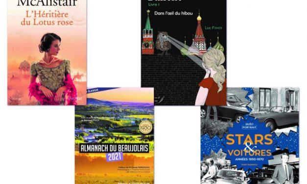 Littérature à Lyon. La sélection de Jacques Bruyas pour Noël 2020