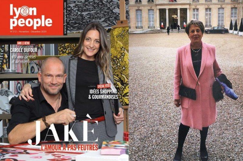 Après un mois d'absence, votre magazine Lyon People est de retour !