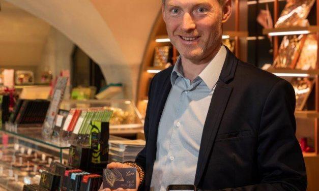 Lyon. Fondre pour les chocolats Voisin se fait désormais en ligne